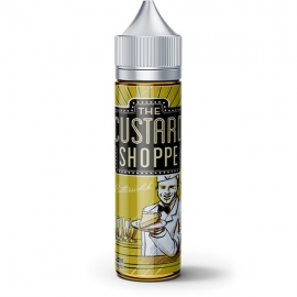 Butterscotch 50ml - Custard Shoppe