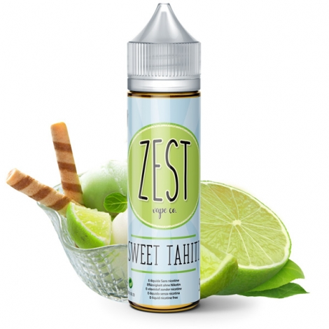 Sweet Tahiti 50ml - Zest Vape Co
