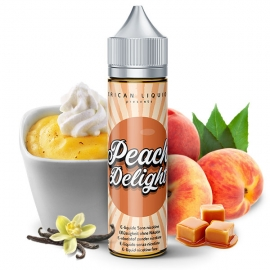 American Liquid Co Peach Delight