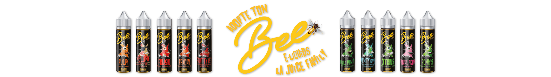 Bee - The Juice Family is Back